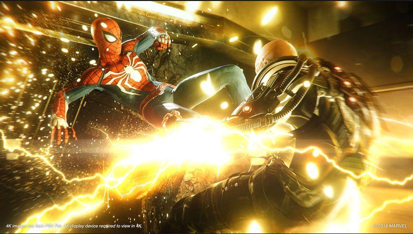 date de sortie spider man e3