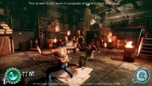 combat action