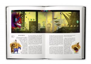 Indie Games double page livre