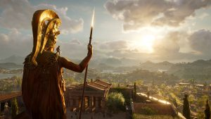 theme d'assassin's creed odyssey