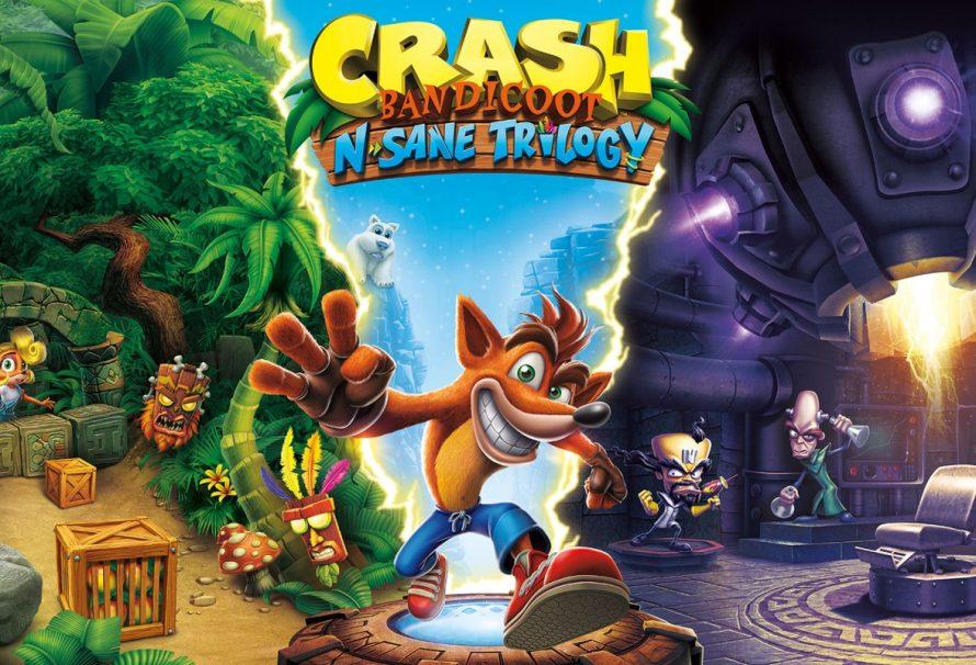 Crash Bandicoot N. Sane Trylogy arrive bientôt au pays des Samouraïs