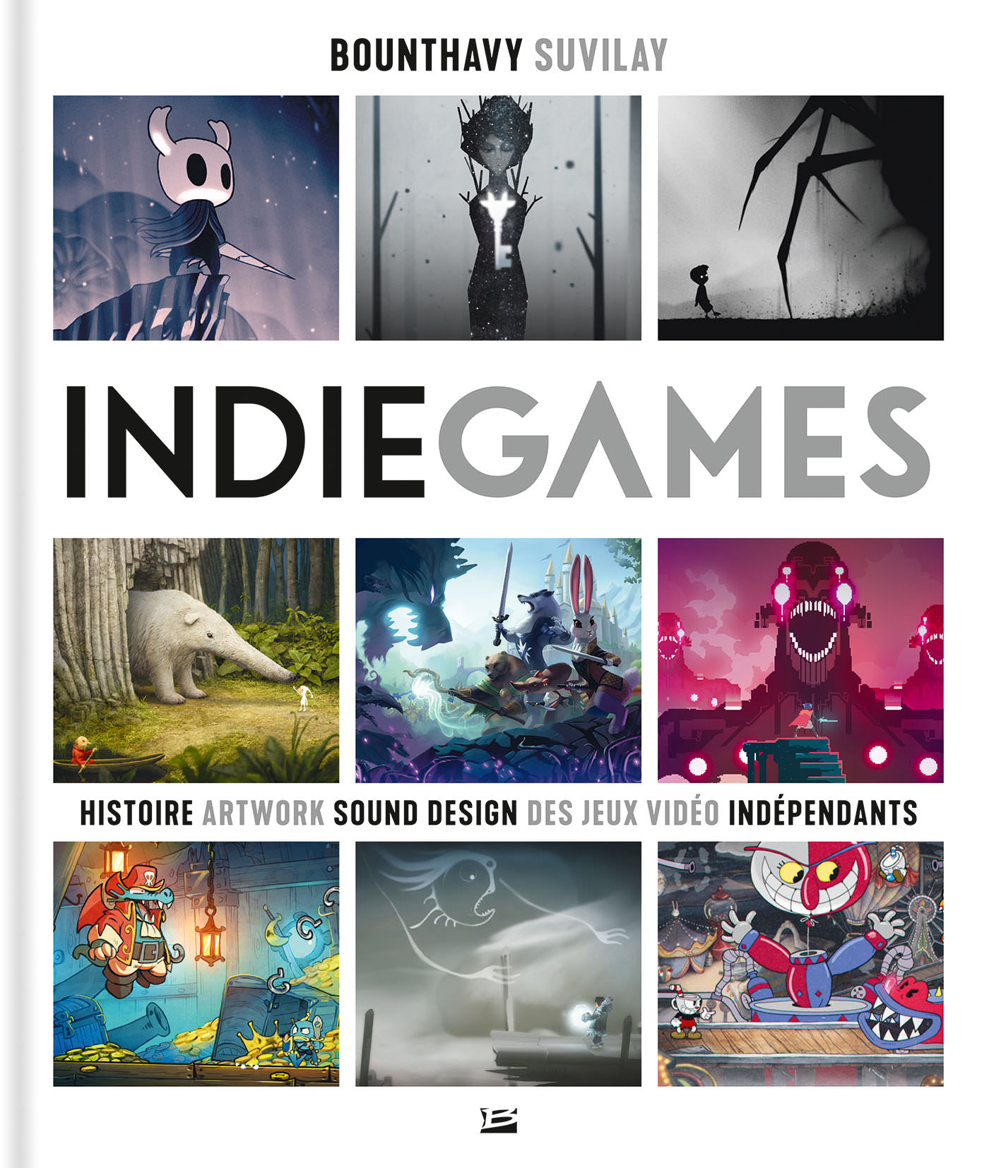 Indie Games couverture