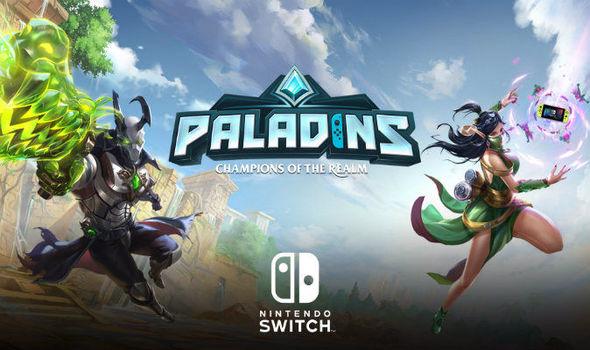 Paladins enfin disponible gratuitement sur Switch !