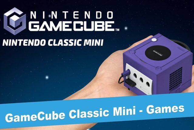 Bientôt une version mini pour la GameCube ?