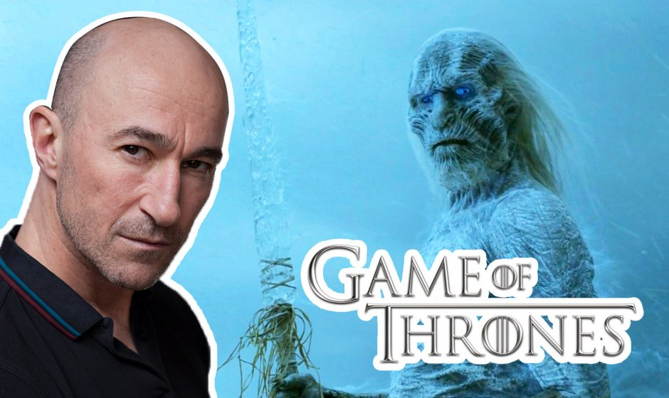 Game of Thrones : Interview avec le Marcheur Blanc, Ross Mullan