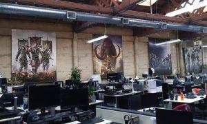 les bureaux de Ubisoft
