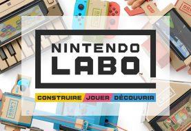 Un nouveau kit en approche pour le Nintendo Labo