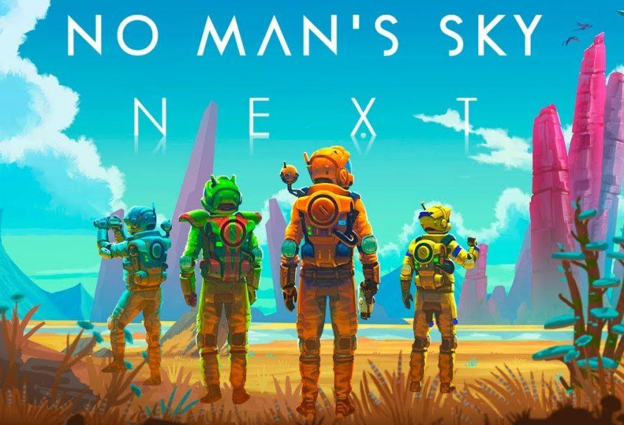 NoMan's Sky : NEXT, la mise à jour tant attendue !