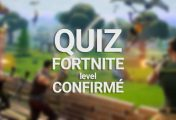 Quiz Fortnite Battle Royale : Confirmé