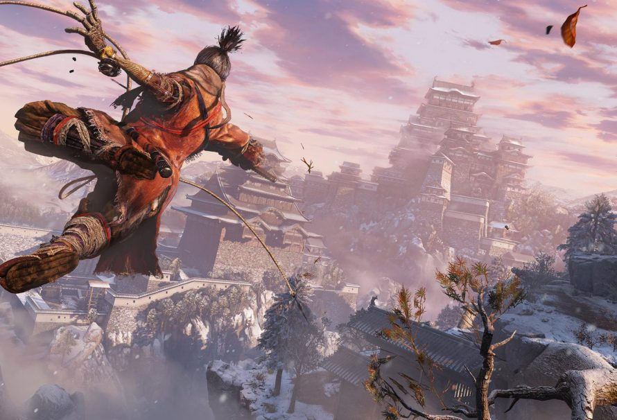 Gamescom 2018 : Sekiro Shadows Die Twice se dévoile