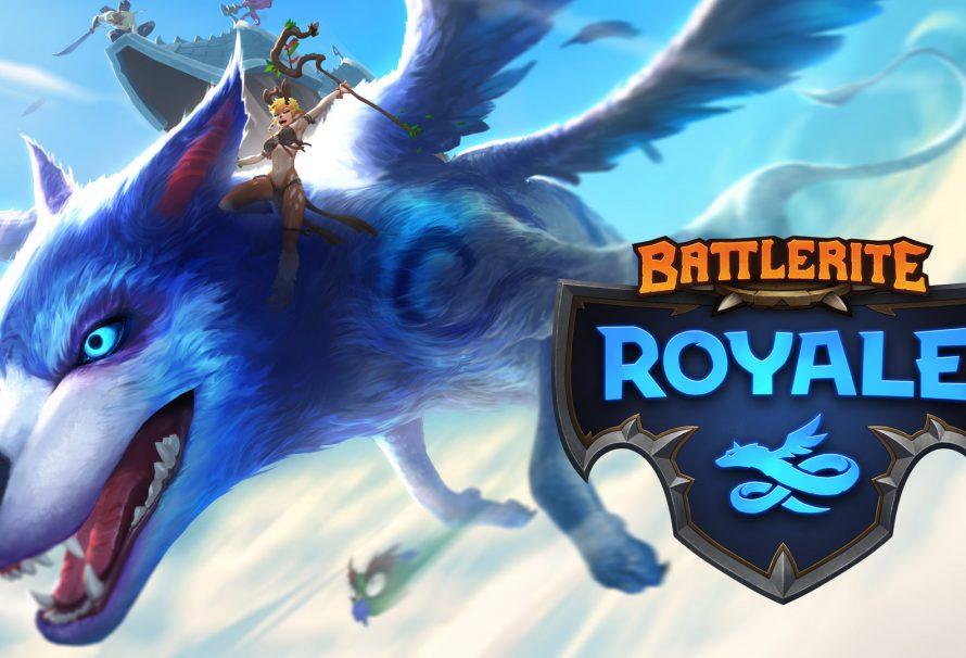 Battlerite Royale : Un nouveau Battle Royale