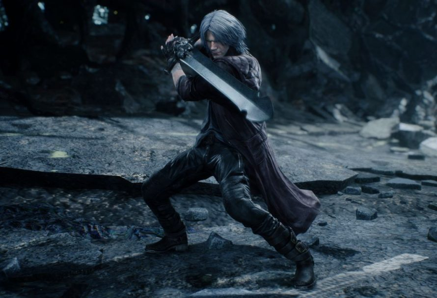 Gamescom 2018 : Du gameplay et une date pour Devil May Cry 5