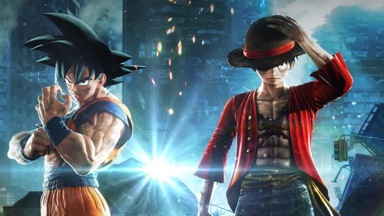 Gamescom 2018 : Line-Up Bandai namco, Jump force et One Piece