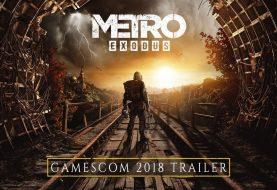 Metro Exodus se montre en vidéo à la Gamescom 2018