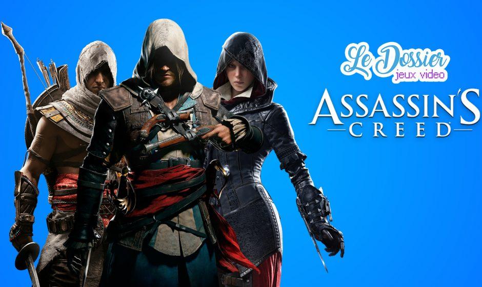 Dossier Jeux Vidéo - Assassin's Creed