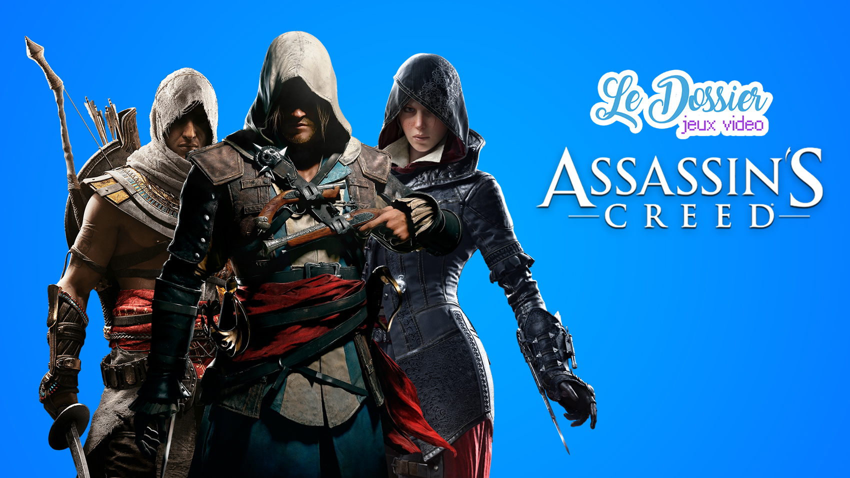 assassin's creed dossier