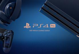 Sony annonce une PS4 Pro limitée à 50 000 exemplaires