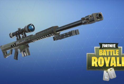 Fortnite : Le sniper lourd débarque en Battle Royale