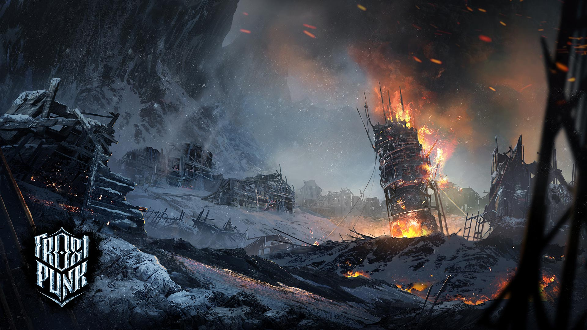 frostpunk fall of winterhome