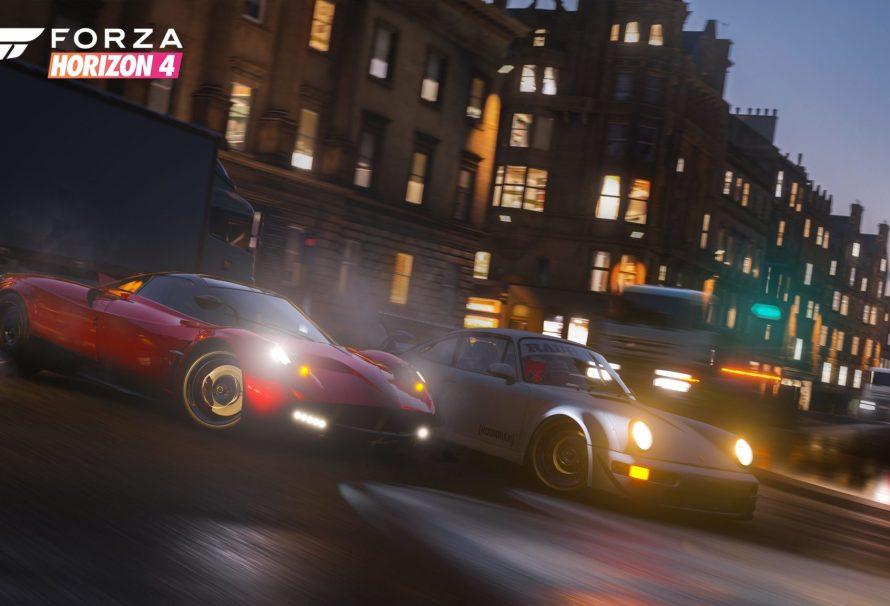 Forza Horizon 4 s'offre une démo avant sa sortie