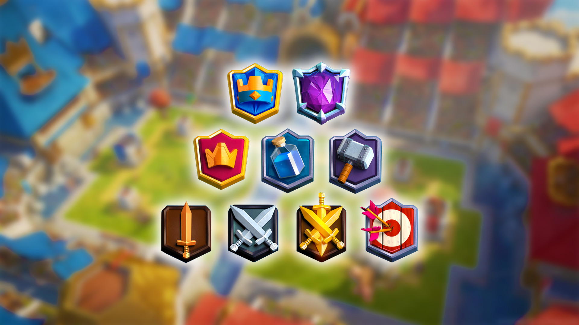deck pour rank up sur clash royale en 2018