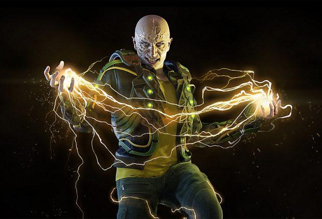 Le super vilain : Electro