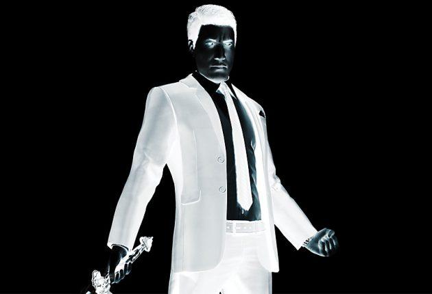 Le super vilain : Mr. Negative