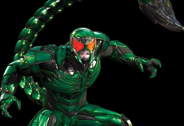 Le super vilain : Scorpion
