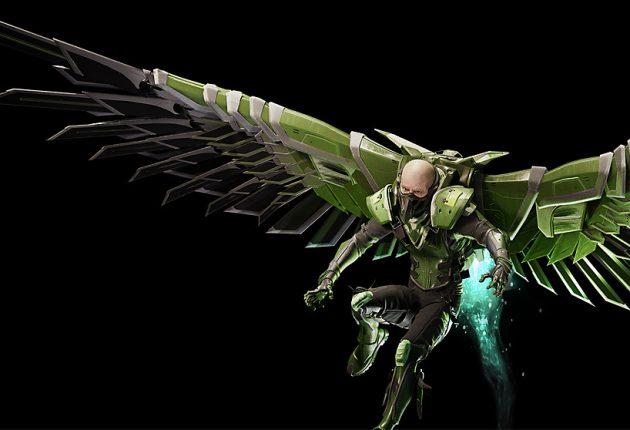 Le super vilain : Vulture