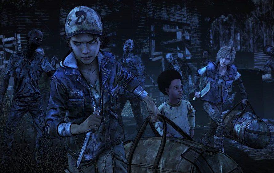 Telltale retire The Walking Dead : The Final Season des boutiques