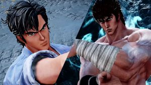 Jump Force Kenshiro Fist of the North Star Ryo Saeba City Hunter 2019