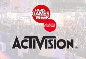 Le line up Activision pour la Paris Games Week 2018
