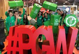 Mission Recyclage de Canettes à la Paris Games Week 2018
