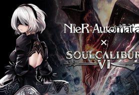 2B (NieR Automata) intègre le casting de SoulCalibur 6