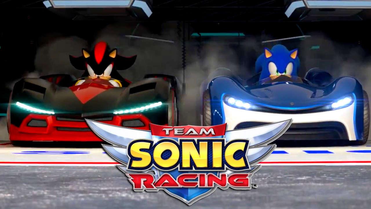 Team Sonic Racing date de sortie repoussée