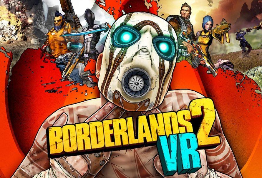 Borderlands 2 en VR c'est pour bientôt !