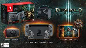 console nintendo switch collector diablo 3