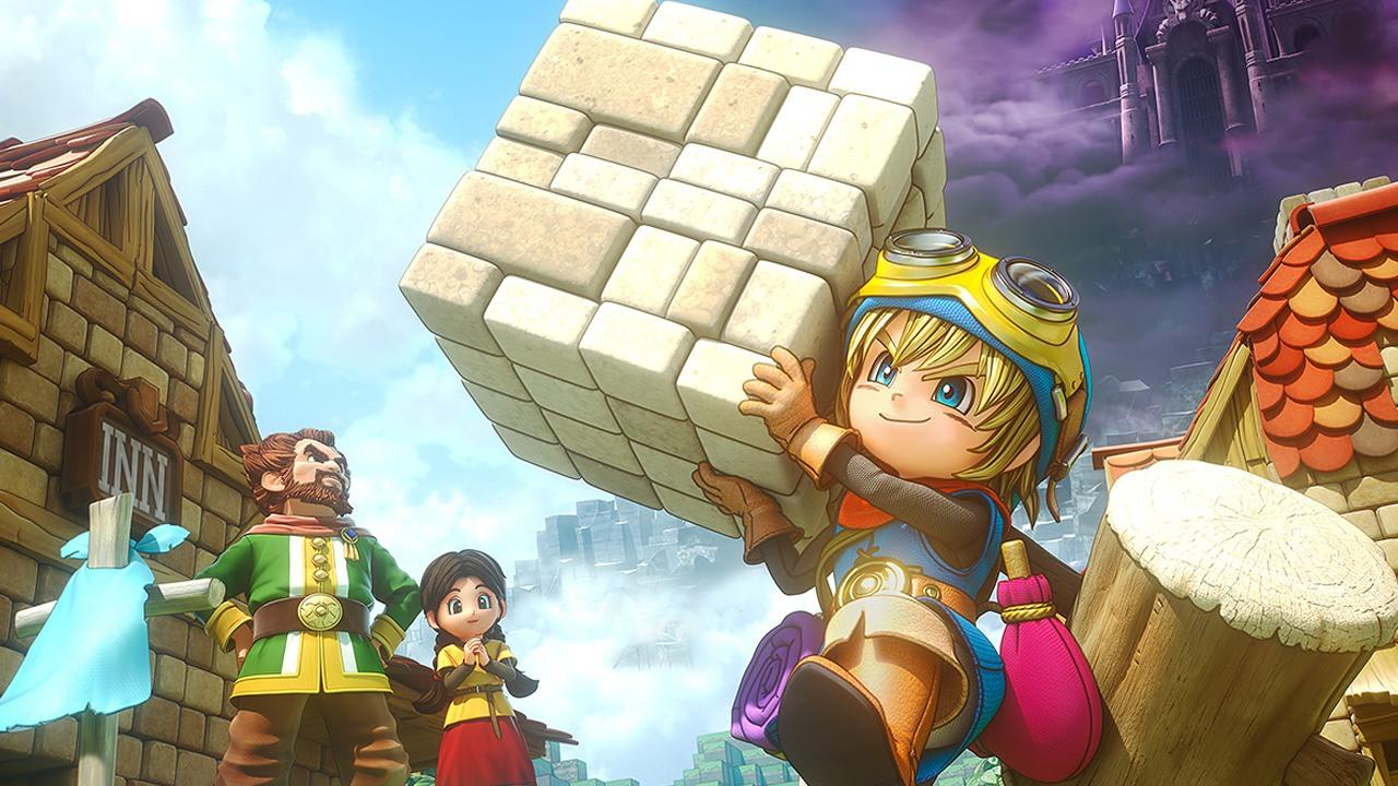 dragon quest builders 2 trouve sa date de sortie