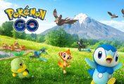 La 4ème génération débarque sur Pokémon GO