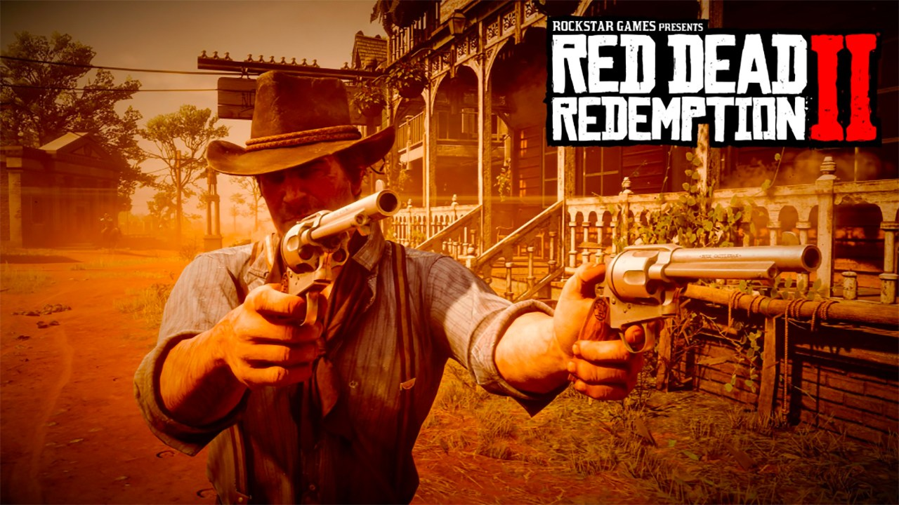 trailer de gameplay 2 pour red dead redemption 2