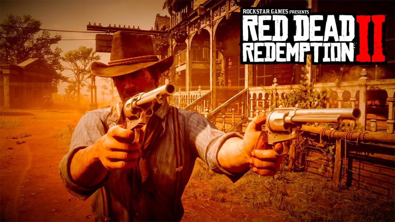 trailer de gameplay 2 pour red dead redemption 2