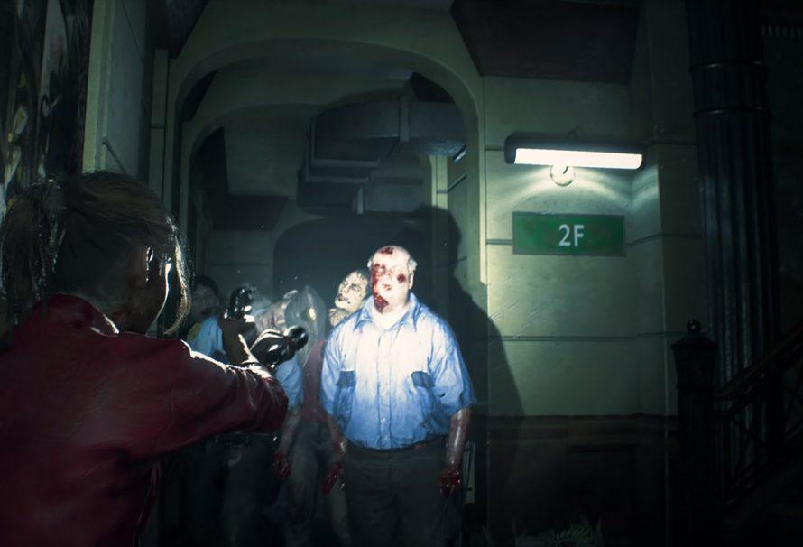 Resident Evil 2 : Steelbook pour l'Europe