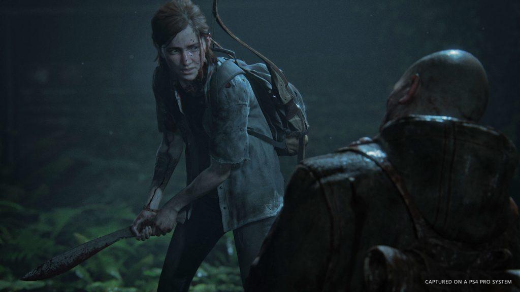 the last of us 2 trailer de l'E3 2018