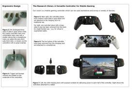 Microsoft travaille sur un prototype de manette nomade !