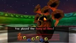 Zelda Majora's Mask nintendo 64