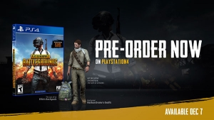 PUBG PS4 DLC Exclusif Naughty Dog Uncharted