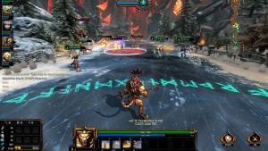 smite gameplay screenshot hi rez moba