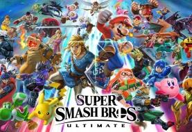 Ventes explosives pour Smash Bros Ultimate au Japon et Royaume-Uni