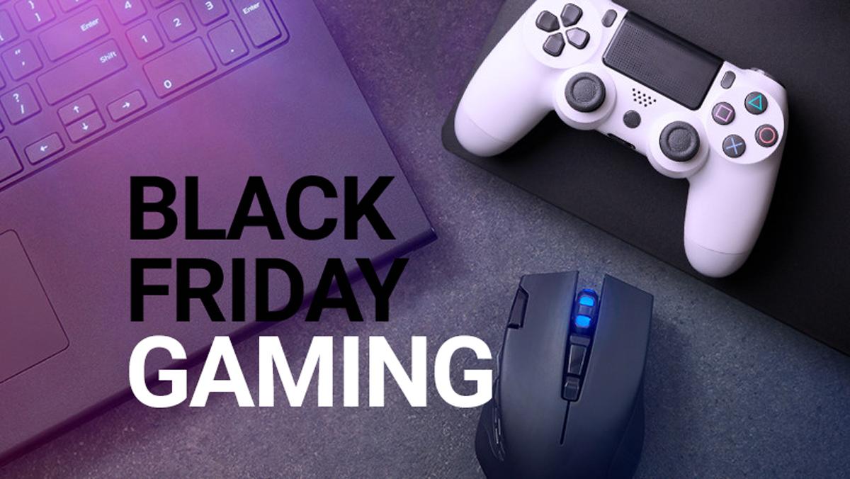 black friday 2018 jeux video