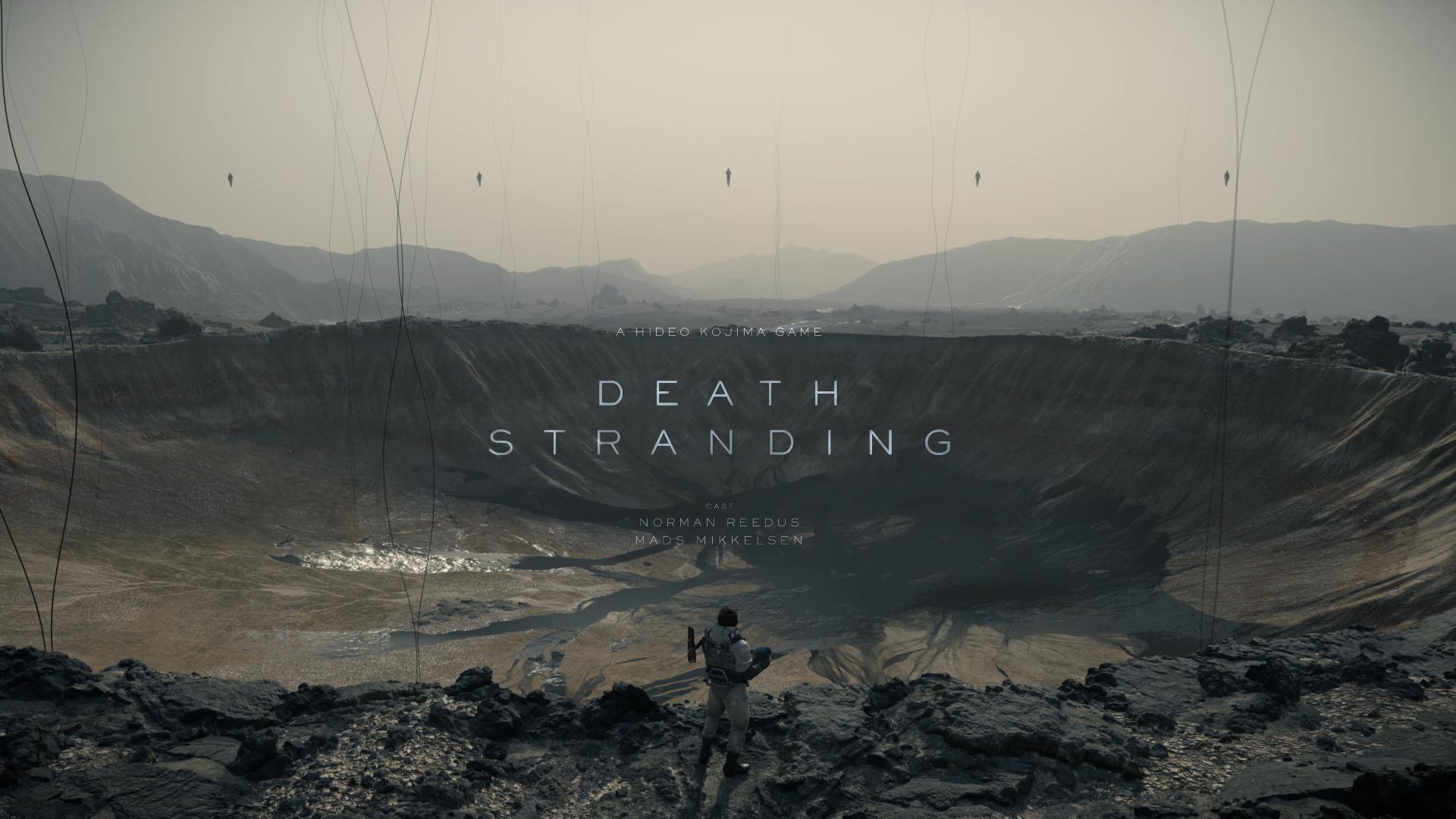 date de sortie pour death stranding
